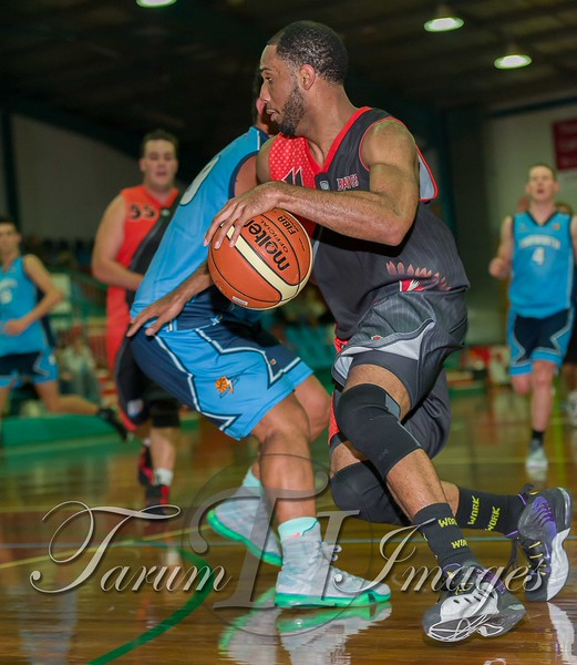 © Braves (70) v Tamworth Thunderbolts (75) 4 July 2015-7742