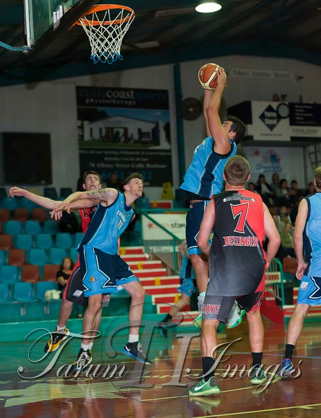 © Braves (70) v Tamworth Thunderbolts (75) 4 July 2015-7816