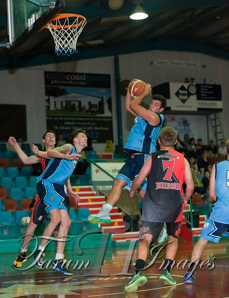 © Braves (70) v Tamworth Thunderbolts (75) 4 July 2015-7817