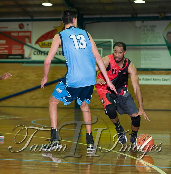 © Braves (70) v Tamworth Thunderbolts (75) 4 July 2015-7681