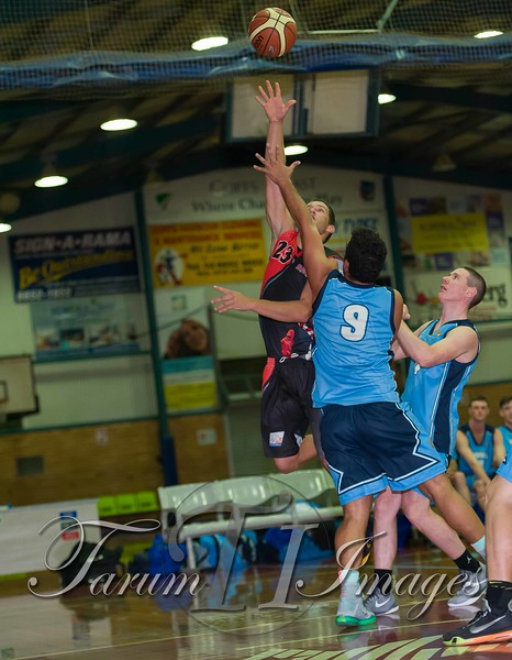 © Braves (70) v Tamworth Thunderbolts (75) 4 July 2015-7615
