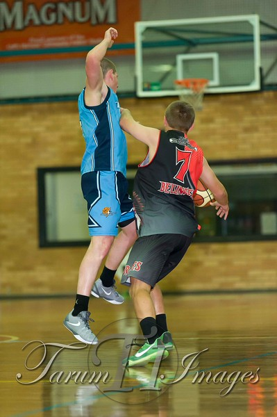 © Braves (70) v Tamworth Thunderbolts (75) 4 July 2015-7766