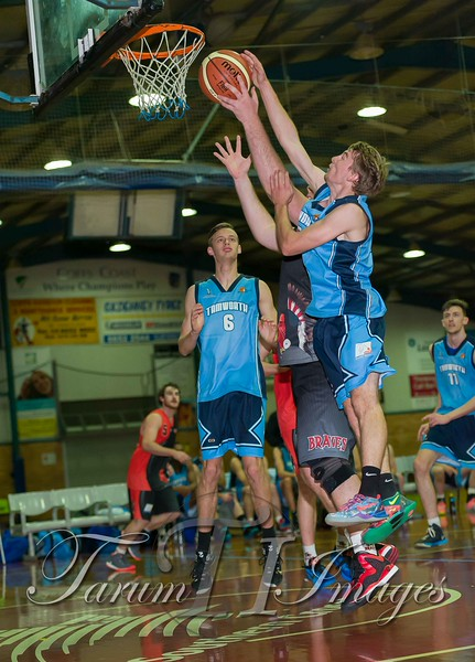 © Braves (70) v Tamworth Thunderbolts (75) 4 July 2015-7577