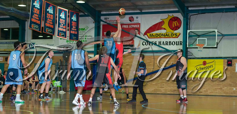 © Braves (70) v Tamworth Thunderbolts (75) 4 July 2015-7450