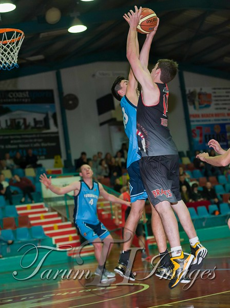 © Braves (70) v Tamworth Thunderbolts (75) 4 July 2015-7761