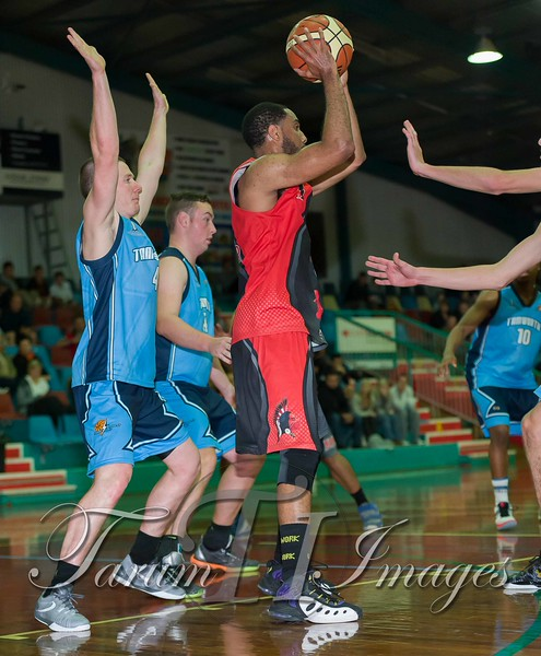 © Braves (70) v Tamworth Thunderbolts (75) 4 July 2015-7881