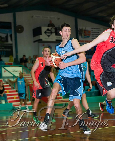 © Braves (70) v Tamworth Thunderbolts (75) 4 July 2015-7917