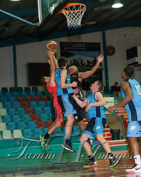 © Braves (70) v Tamworth Thunderbolts (75) 4 July 2015-7888