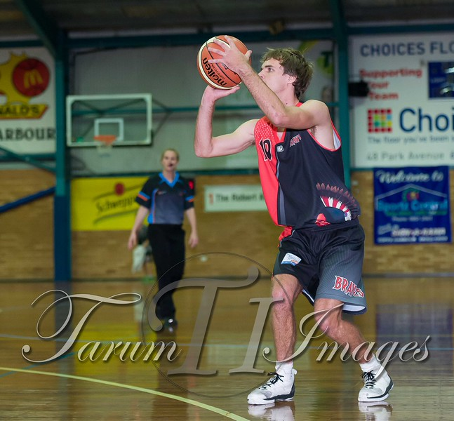 © Braves (70) v Tamworth Thunderbolts (75) 4 July 2015-7501