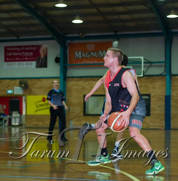 © Braves (70) v Tamworth Thunderbolts (75) 4 July 2015-7919