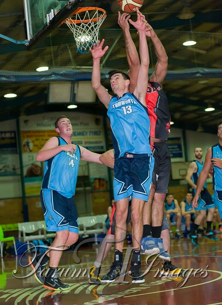 © Braves (70) v Tamworth Thunderbolts (75) 4 July 2015-7516