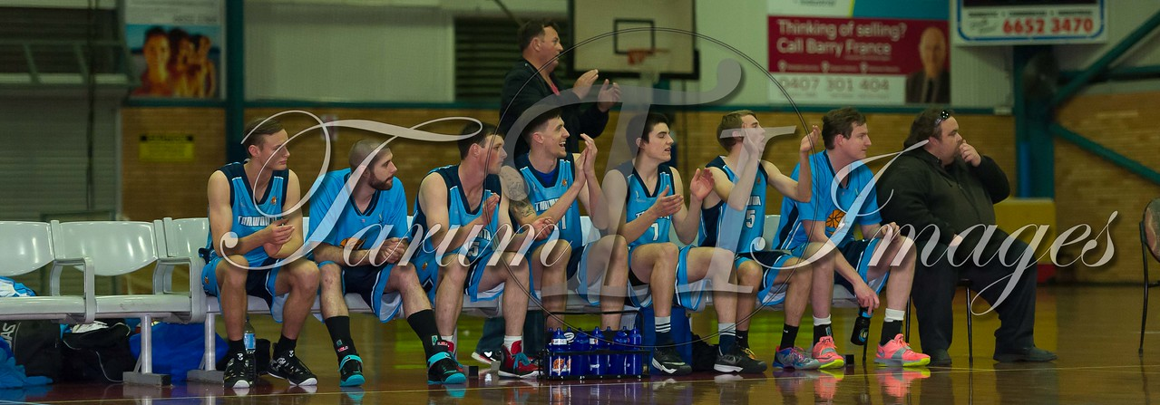 © Braves (70) v Tamworth Thunderbolts (75) 4 July 2015-7471