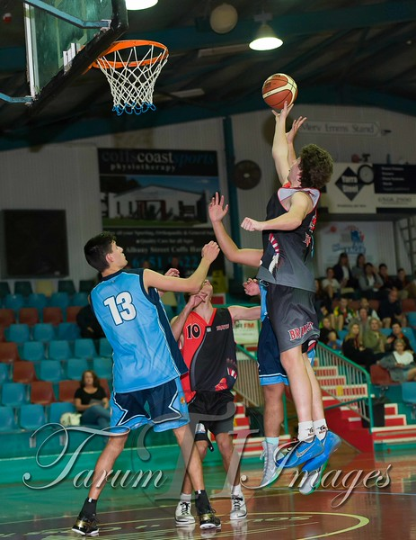 © Braves (70) v Tamworth Thunderbolts (75) 4 July 2015-7705