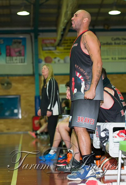 © Braves (70) v Tamworth Thunderbolts (75) 4 July 2015-7843