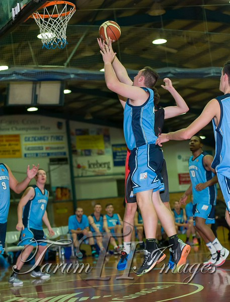 © Braves (70) v Tamworth Thunderbolts (75) 4 July 2015-7618