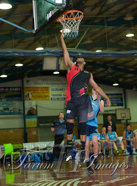© Braves (70) v Tamworth Thunderbolts (75) 4 July 2015-7553