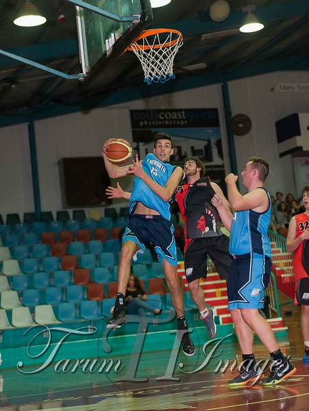 © Braves (70) v Tamworth Thunderbolts (75) 4 July 2015-7736