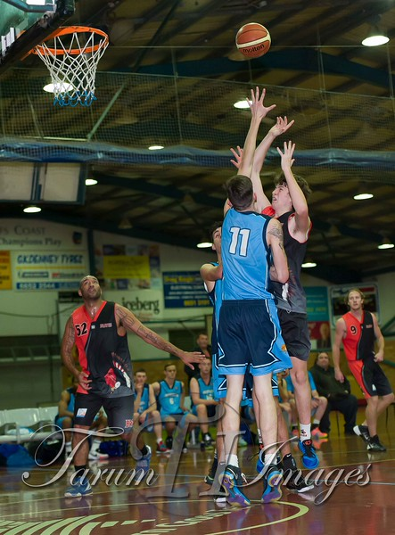 © Braves (70) v Tamworth Thunderbolts (75) 4 July 2015-7562