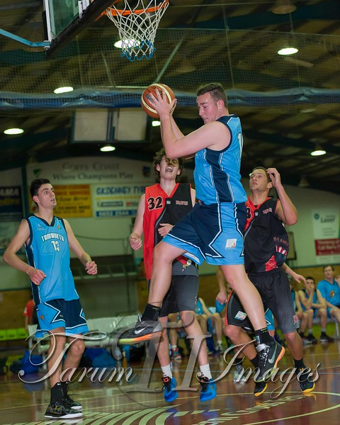 © Braves (70) v Tamworth Thunderbolts (75) 4 July 2015-7657