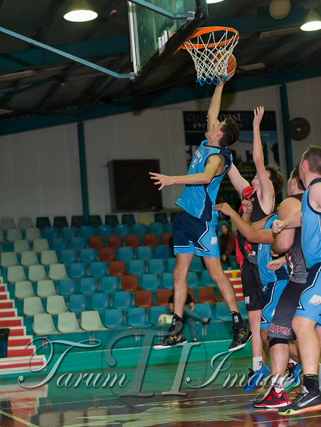© Braves (70) v Tamworth Thunderbolts (75) 4 July 2015-7712