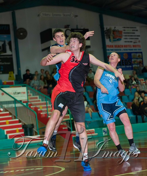 © Braves (70) v Tamworth Thunderbolts (75) 4 July 2015-7782
