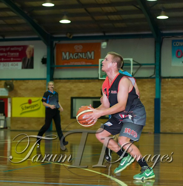 © Braves (70) v Tamworth Thunderbolts (75) 4 July 2015-7920