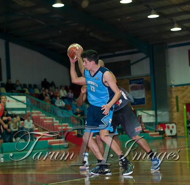 © Braves (70) v Tamworth Thunderbolts (75) 4 July 2015-7903