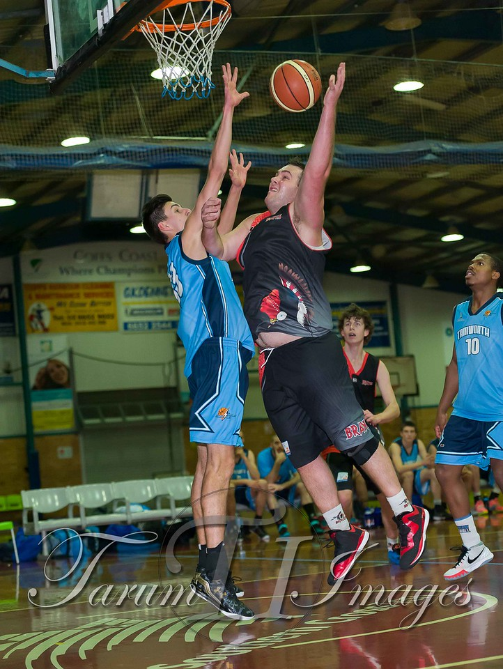© Braves (70) v Tamworth Thunderbolts (75) 4 July 2015-7478