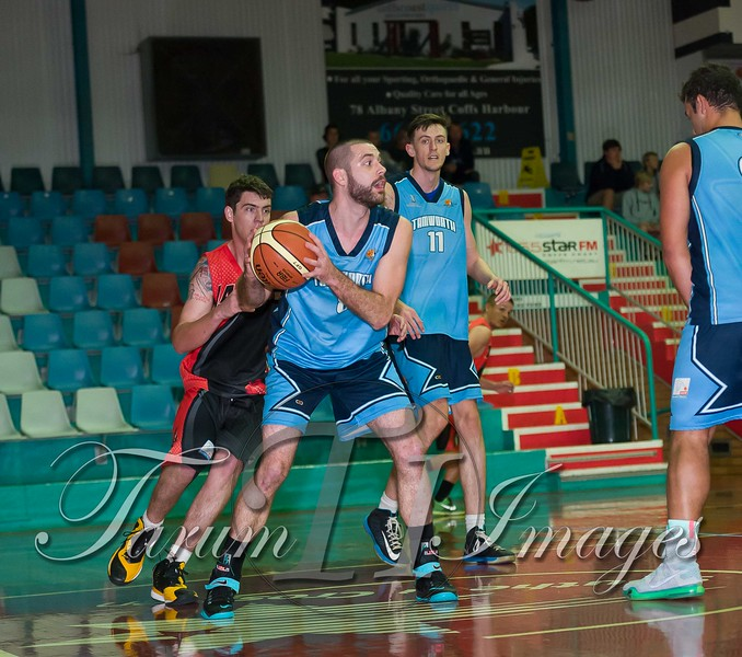 © Braves (70) v Tamworth Thunderbolts (75) 4 July 2015-7850