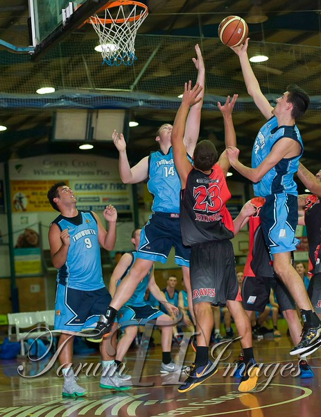 © Braves (70) v Tamworth Thunderbolts (75) 4 July 2015-7623