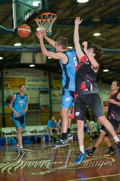 © Braves (70) v Tamworth Thunderbolts (75) 4 July 2015-7610
