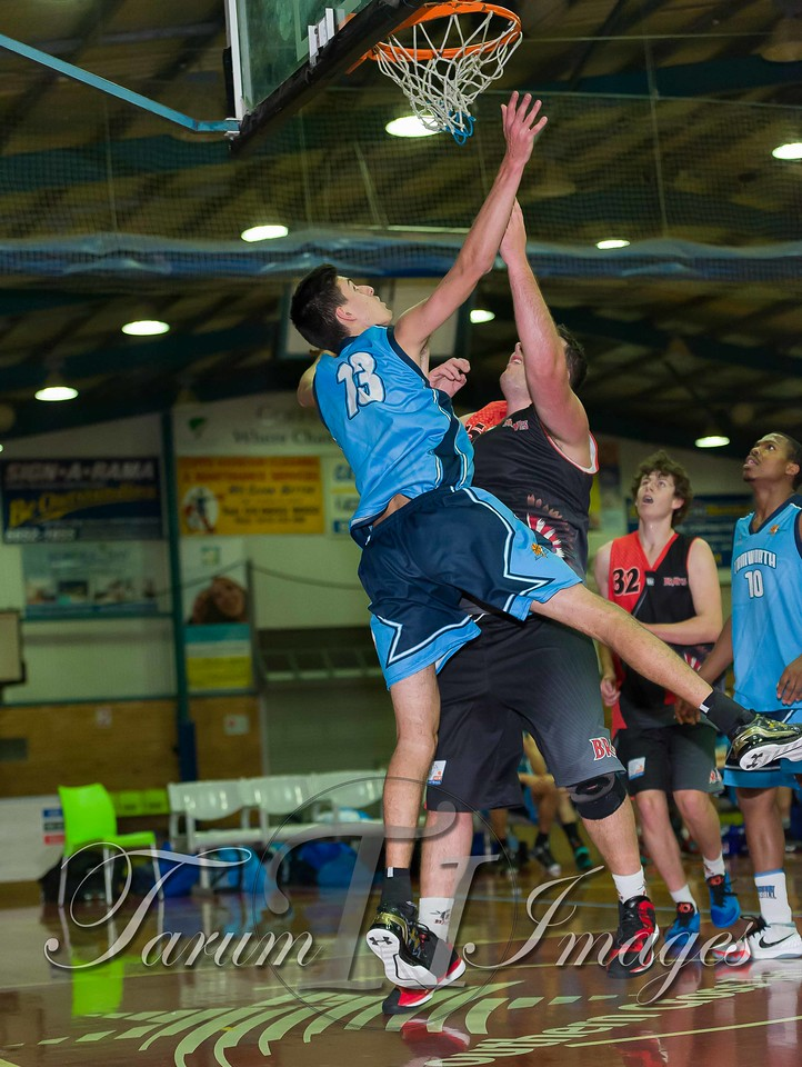 © Braves (70) v Tamworth Thunderbolts (75) 4 July 2015-7481
