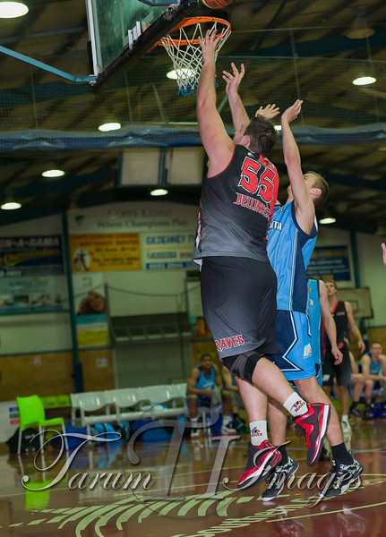 © Braves (70) v Tamworth Thunderbolts (75) 4 July 2015-7584