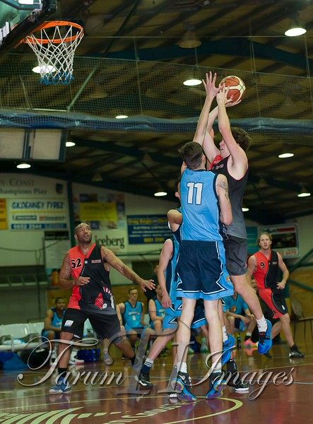 © Braves (70) v Tamworth Thunderbolts (75) 4 July 2015-7561