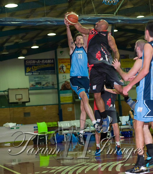 © Braves (70) v Tamworth Thunderbolts (75) 4 July 2015-7564