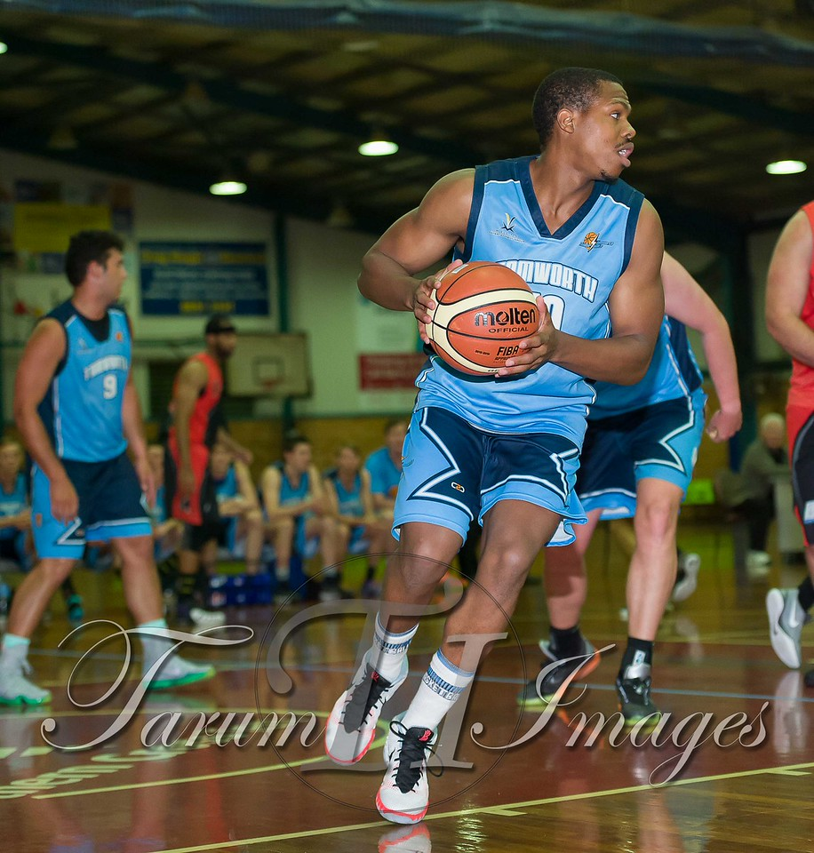 © Braves (70) v Tamworth Thunderbolts (75) 4 July 2015-7472