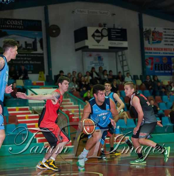 © Braves (70) v Tamworth Thunderbolts (75) 4 July 2015-7820
