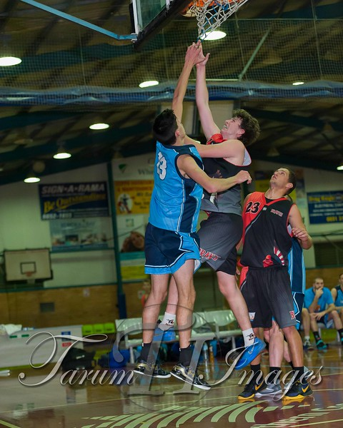 © Braves (70) v Tamworth Thunderbolts (75) 4 July 2015-7655