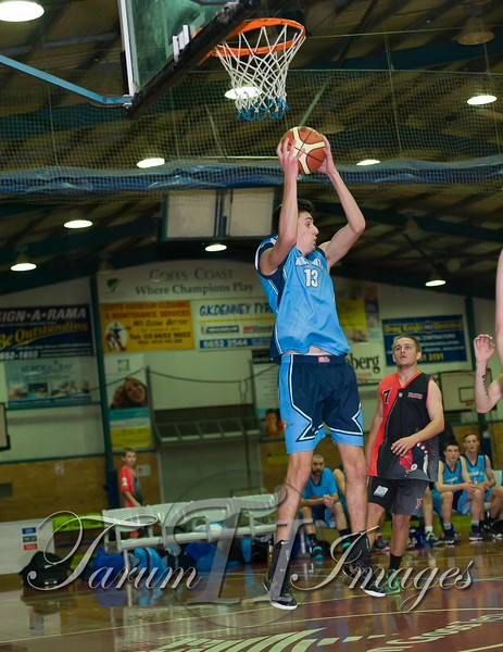 © Braves (70) v Tamworth Thunderbolts (75) 4 July 2015-7629