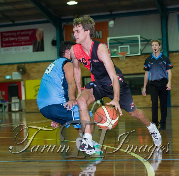 © Braves (70) v Tamworth Thunderbolts (75) 4 July 2015-7855