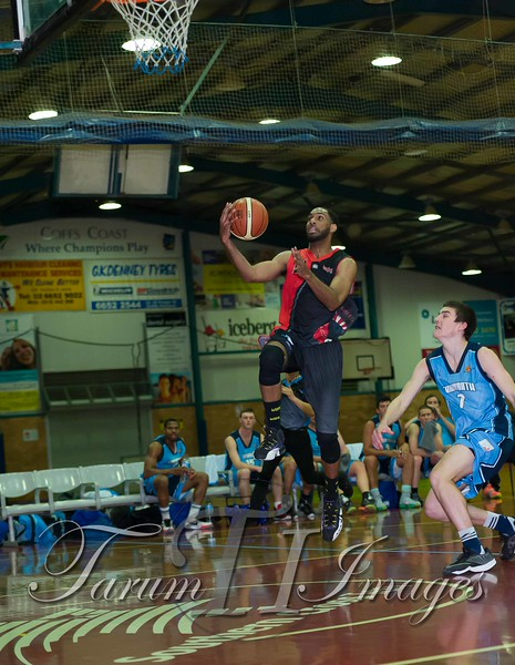 © Braves (70) v Tamworth Thunderbolts (75) 4 July 2015-7550