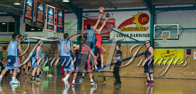 © Braves (70) v Tamworth Thunderbolts (75) 4 July 2015-7451