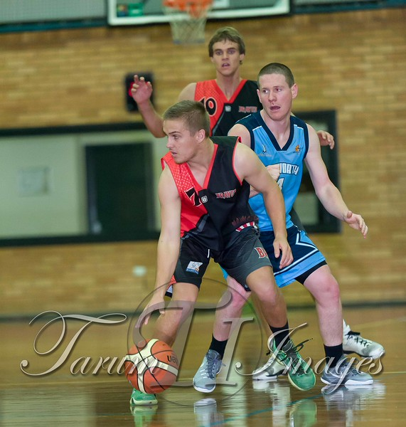 © Braves (70) v Tamworth Thunderbolts (75) 4 July 2015-7765