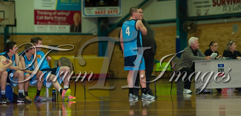 © Braves (70) v Tamworth Thunderbolts (75) 4 July 2015-7482