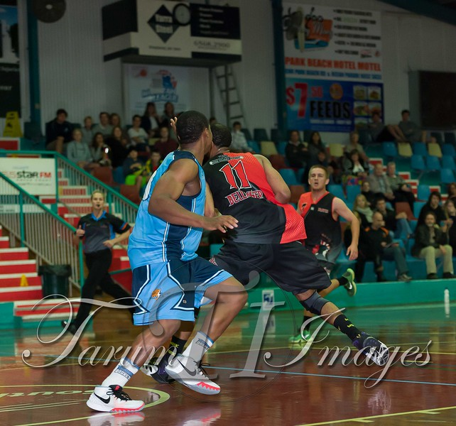 © Braves (70) v Tamworth Thunderbolts (75) 4 July 2015-7868