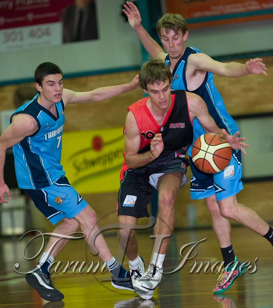 © Braves (70) v Tamworth Thunderbolts (75) 4 July 2015-7831