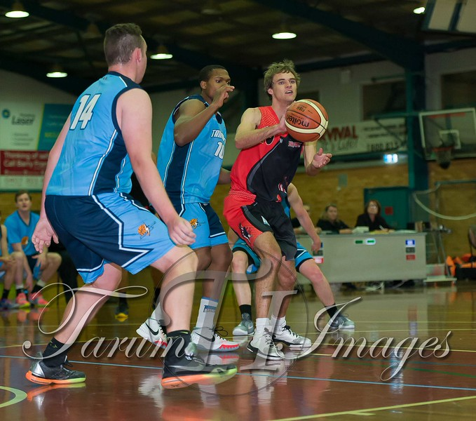 © Braves (70) v Tamworth Thunderbolts (75) 4 July 2015-7475
