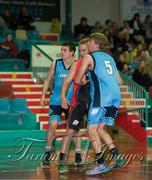 © Braves (70) v Tamworth Thunderbolts (75) 4 July 2015-7775