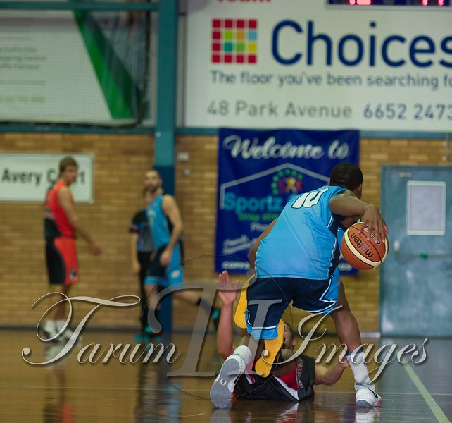 © Braves (70) v Tamworth Thunderbolts (75) 4 July 2015-7511