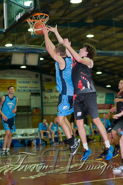 © Braves (70) v Tamworth Thunderbolts (75) 4 July 2015-7609
